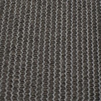 Tissu toile d'ombrage gris 300 cm