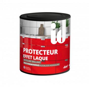 Peinture Initiative Décoration protecteur effet laque incolore 0,5 L