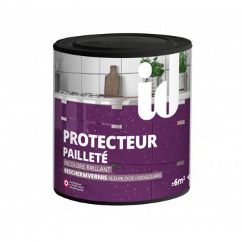 Peinture Initiative Décoration protecteur effet pailleté incolore 450 ML