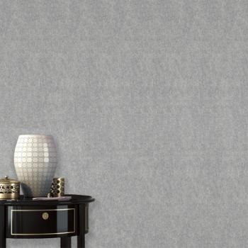 Papier peint intissé grainé Arto Premium gris souris