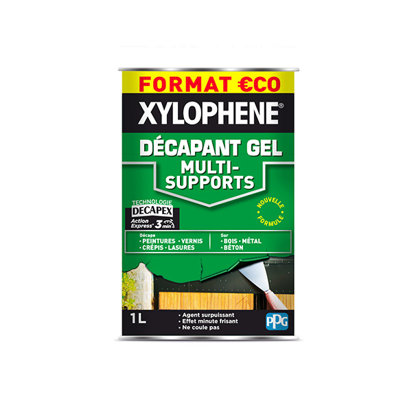Gel décapant multi-supports 1L