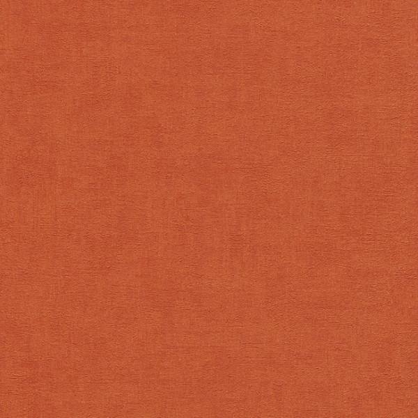 Papier peint intissé orange