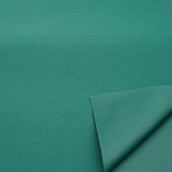 Tissu toile transat vert lagon 160 cm