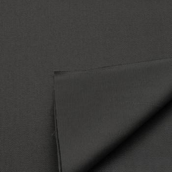Tissu toile transat imperméable gris orage 160 cm