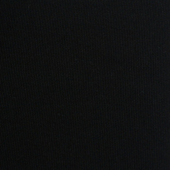 Tissu toile transat noir 160 cm