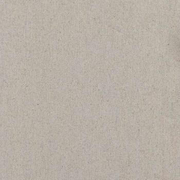 Tissu toile natté beige effet chiné 280 cm