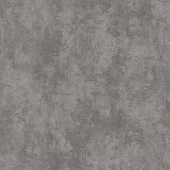 Papier peint intissé uni nabucco gris metal