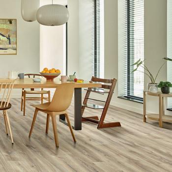 Sol PVC avec support feutre décor chêne sibérie 2.50 mm