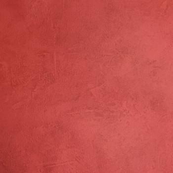 Papier peint uni rouge