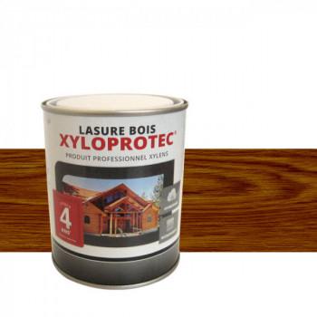 Lasure bois Xyloprotec chêne foncé satin 0,75L