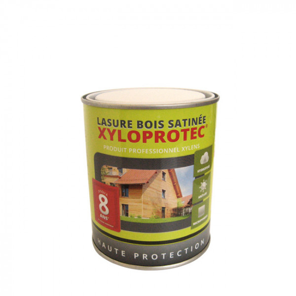 Lasure bois Xyloprotec incolore satin...