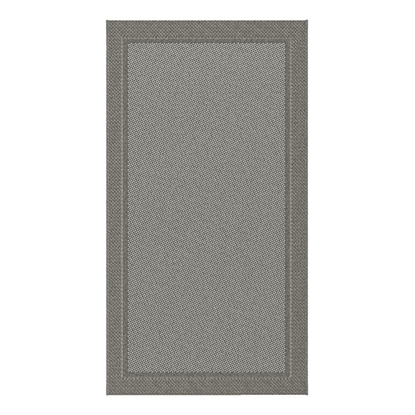 Tapis gris 200 x 290 cm
