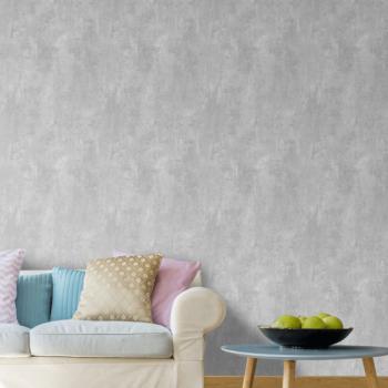 Papier peint Arto Premium intissé effet béton gris