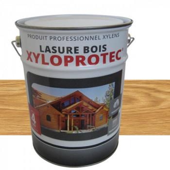 Lasure bois Xyloprotec chêne clair satin 5 L
