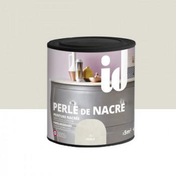 Peinture Id Déco multi-support perle de nacre perle 0,5L