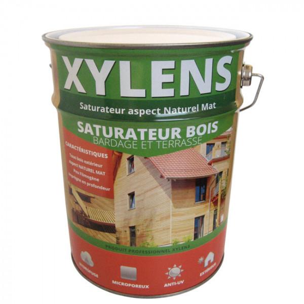 Peinture Xylens saturateur bois...