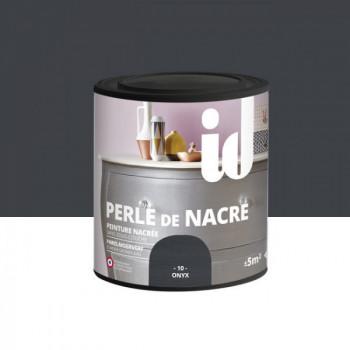 Peinture Id Déco multi-support perle de nacre onyx 0,5L