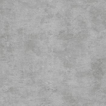 Papier peint béton argenté