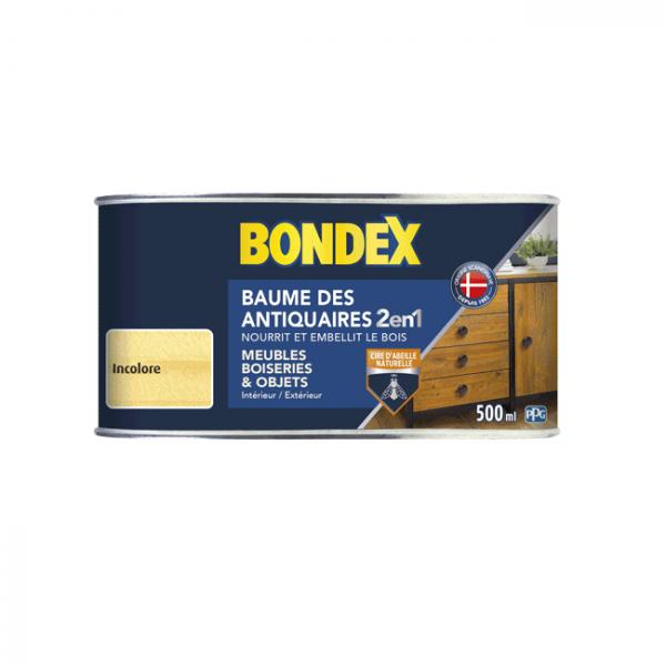 Baume des antiquaires Bondex cire 2...