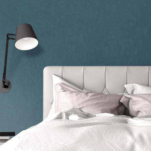 Papier peint Glitter bleu nuit