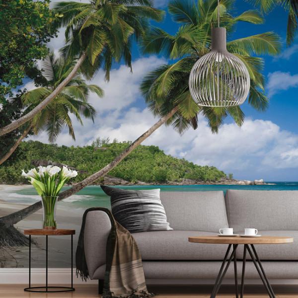 Image géante Seychelles