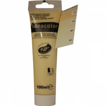 Colorant Idéacolor ultra concentré blanc ivoire 100 ml