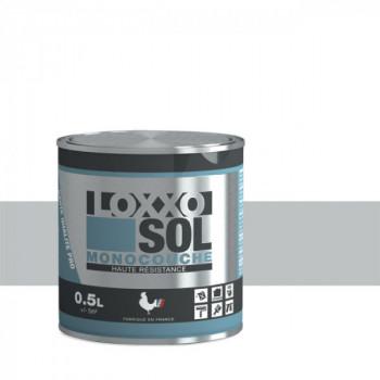 Peinture Loxxo spéciale sol télégris perle brillant 0.5 L