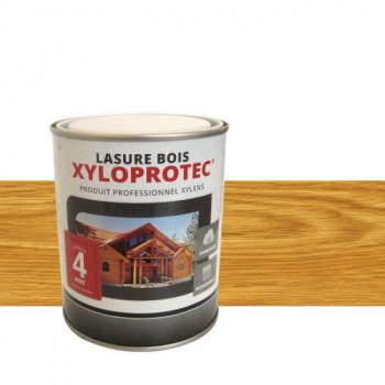 Lasure bois Xyloprotec chêne doré satin 0,75L
