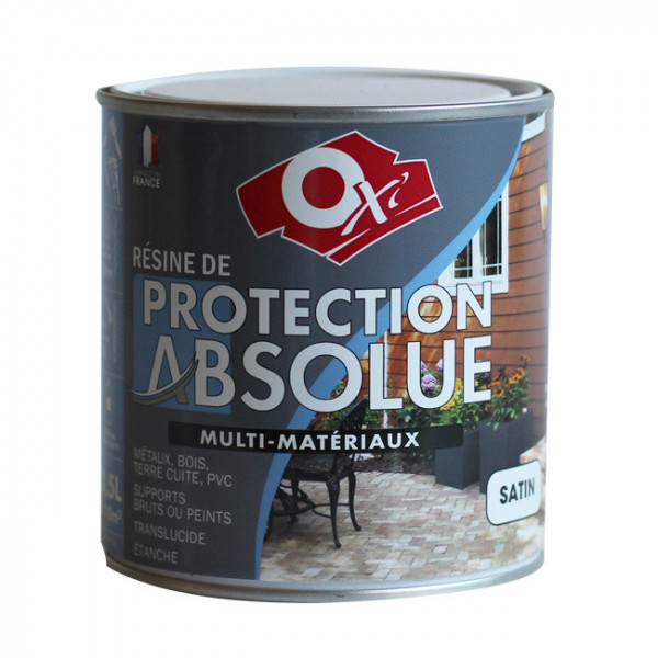 Résine de protection absolue...