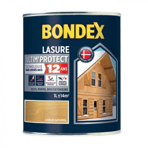 Lasure BONDEX ultim'protect 12 ans...
