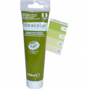 Colorant Idéacolor ultra concentré vert frais 100 ml