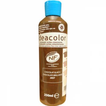 Colorant Idéacolor ultra concentré chocolat glacé 250 ml