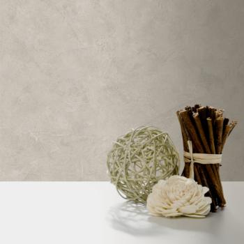 Papier peint effet taloché marron glacé mat
