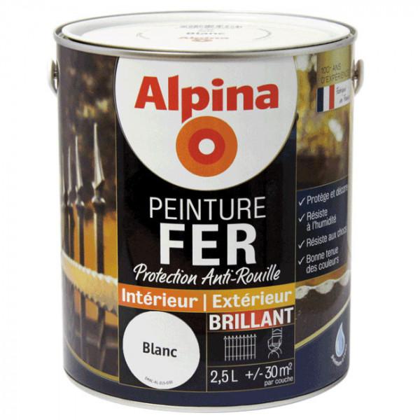 Peinture alpina antirouille spéciale...
