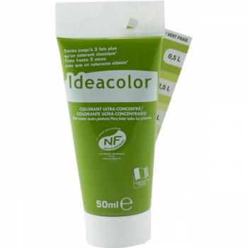 Colorant Idéacolor ultra concentré vert frais 50 ml