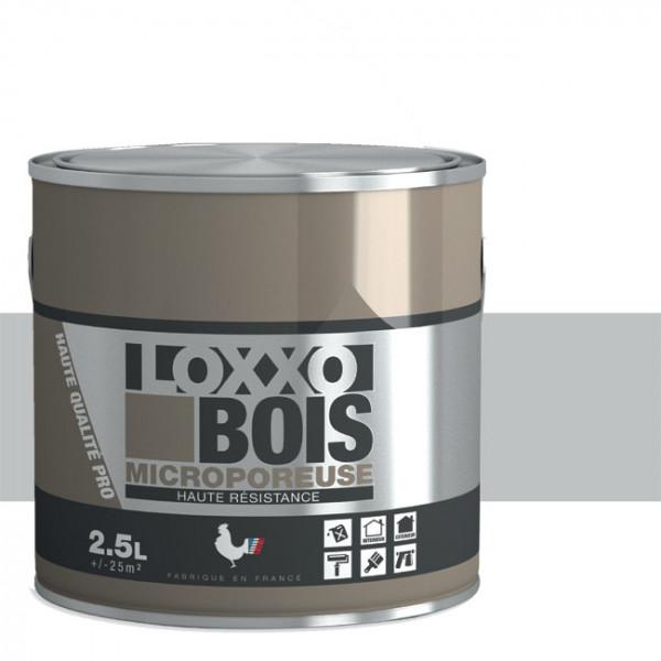 Peinture LOXXO bois télégris satin 2.5L