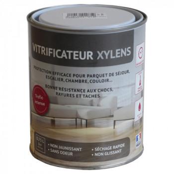 Vitrificateur Xylens effet soie incolore brillant 0,75 L