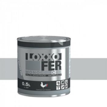 Peinture monocouche LOXXO spéciale fer télégris brillant 0.5L