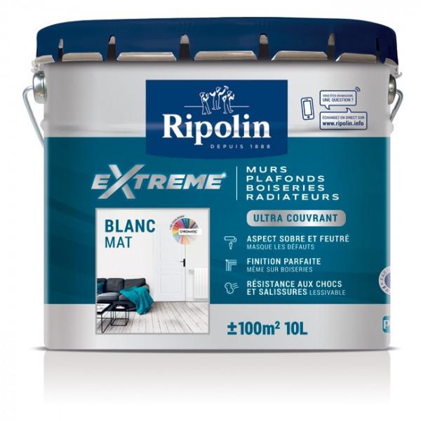 Peinture Ripolin extrême monocouche...
