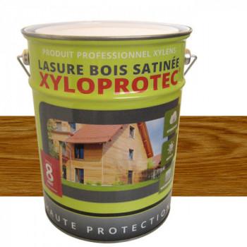 Lasure bois Xyloprotec chêne moyen satin 5 L