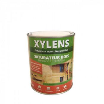 Peinture Xylens saturateur bois ambré mat 0,75 L