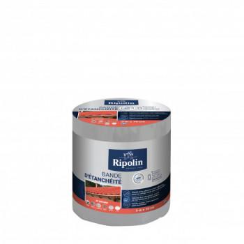 Bande adhésive étanchéité Ripolin gris 3m