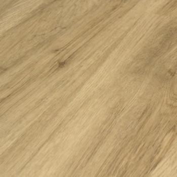 Lame vinyle système clic décor bois naturel