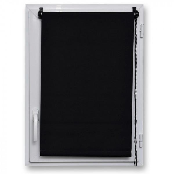 Store enrouleur occultant noir 60 x...