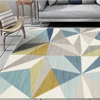 Tapis géométrique 160 x 230 cm