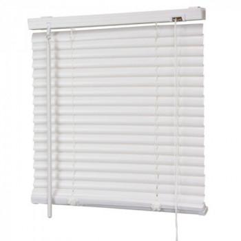 Store vénitien PVC blanc 90 x 180 cm