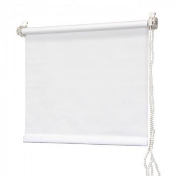 Store enrouleur tamisant blanc 90 x 180 cm
