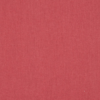 Tissu coton couleur orangé 150 cm