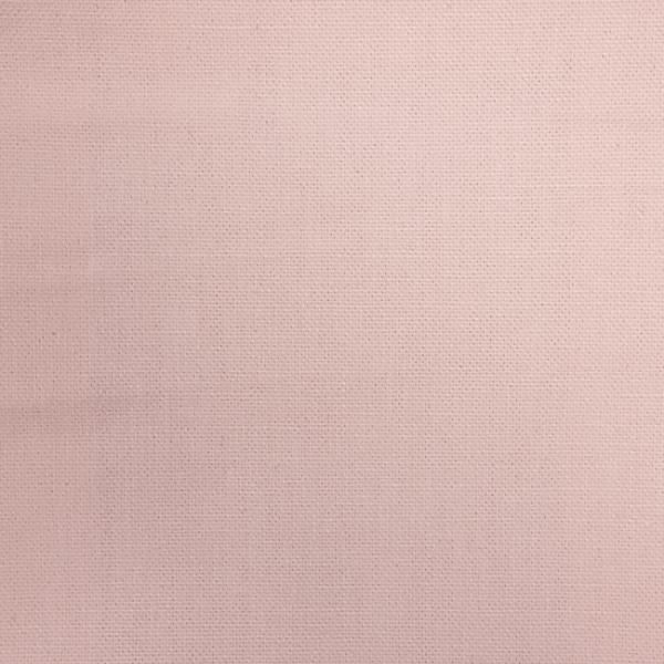 Tissu uni émerisé rose poudré