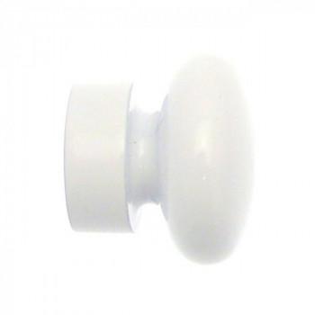 Embout JAZZ Regency blanc 19 mm